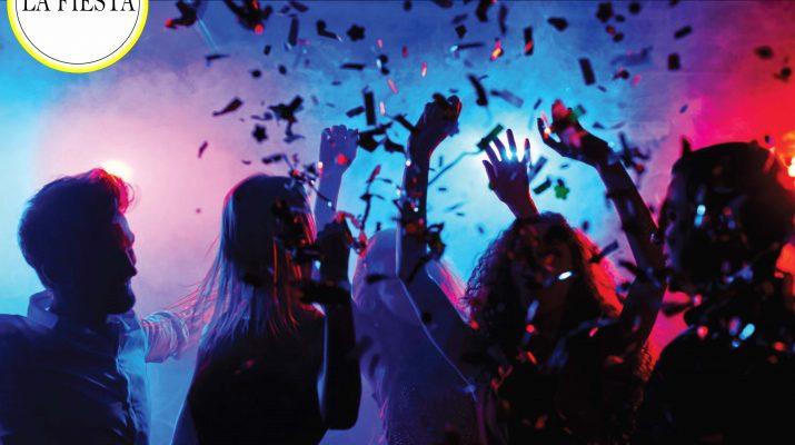 LA FIESTA! 4 – Αποχαιρετούμε το 2019! Η γιορτή της ισπανικής γλώσσας και του ισπανόφωνου πολιτισμού